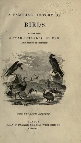 Download A familiar history of birds.