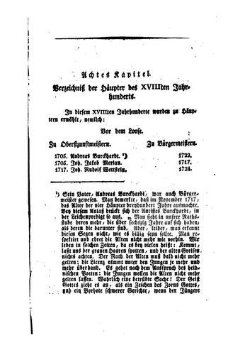 Geschichte der Stadt und Landschaft Basel