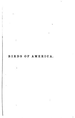 Download The Birds of America
