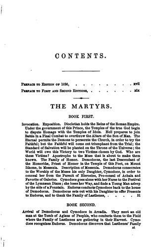 The Martyrs