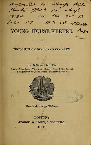 The young house-keeper