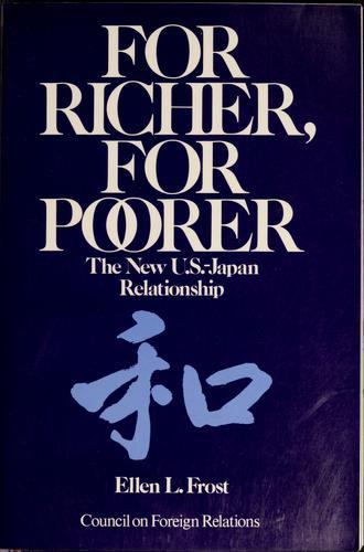 Download For richer, for poorer