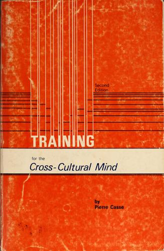 Training for the cross-cultural mind