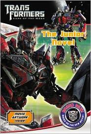 Transformers: Dark of the Moon The Junior Novel