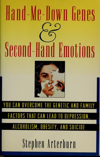 Download Hand me-down genes and second-hand emotions