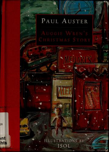 Download Auggie Wren's Christmas story