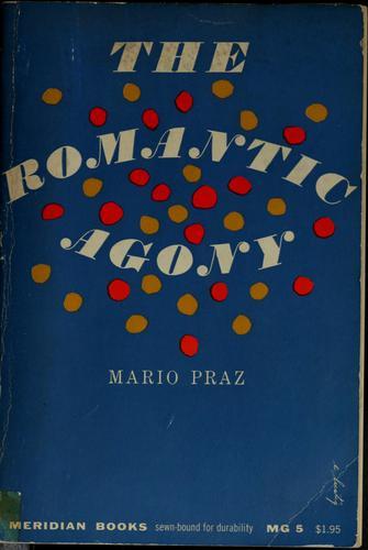 The romantic agony