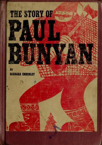 The story of Paul Bunyan.