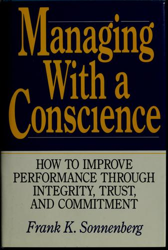 Download Managing with a conscience