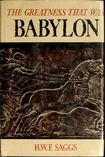The greatness that was Babylon