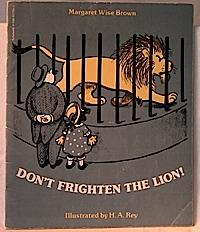 Download Don't frighten the lion!