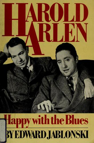 Download Harold Arlen, happy with the blues