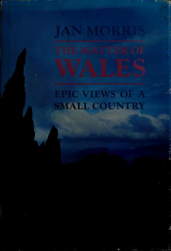 The matter of Wales