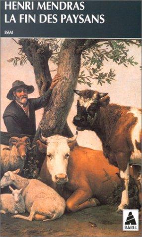 La fin des paysans