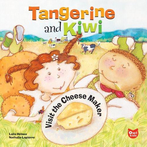 Tangerine and Kiwi