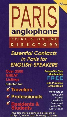Download Paris Anglophone