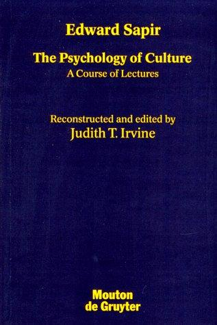 Download The Psychology of Culture