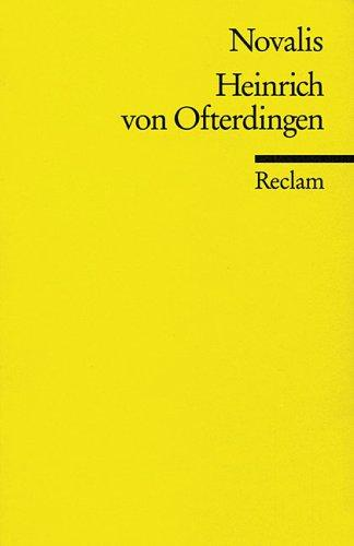 Download Heinrich Von Ofterdingen