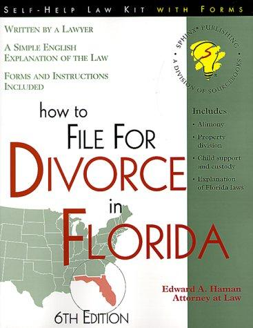 How to file for divorce in Florida