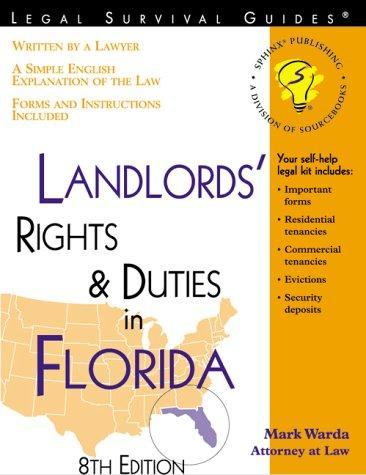 Download Landlords' rights & duties in Florida