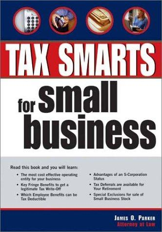 Download Tax Smarts for Small Business