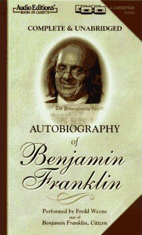 Download The Autobiography of Benjamin Franklin
