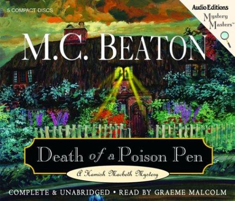Download Death of a Poison Pen