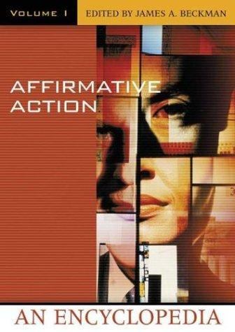 Download Affirmative Action Two Volumes