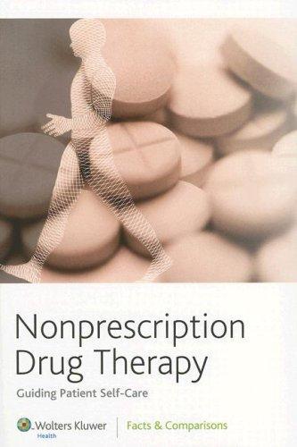 Nonprescription Drug Therapy