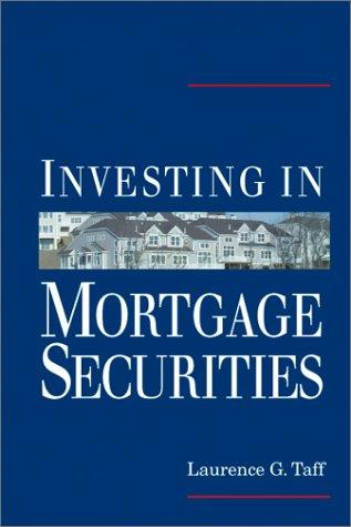 Download Investing in Mortgage Securities