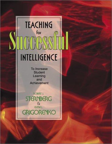 Download Teaching for Successful Intelligence