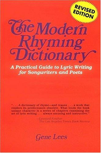 Download Modern Rhyming Dictionary