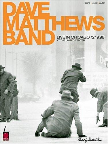 Dave Matthews Band – Live in Chicago 12/19/98 at the United Center