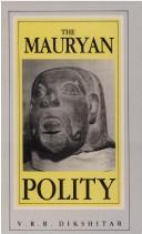 The Mauryan Polity
