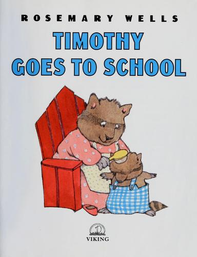 Download Timothy goes to school