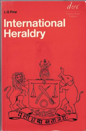 International heraldry by Leslie Gilbert Pine