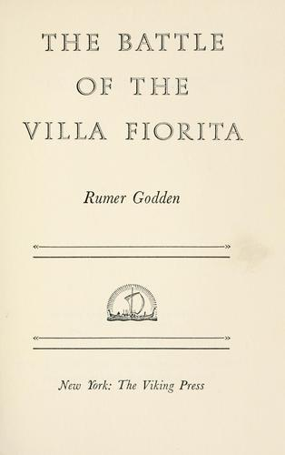 Download The battle of the Villa Fiorita.