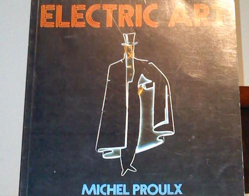 Electric art