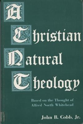 A Christian Natural Theology