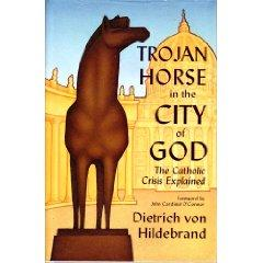 Trojan horse in the city of God
