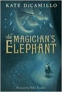 Book Cover: 'The Magician's Elephant' by Kate DiCamillo