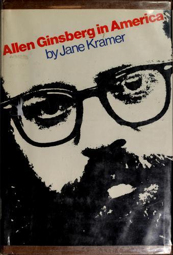 Allen Ginsberg in America.