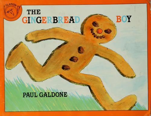 The gingerbread boy.