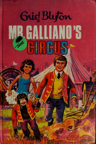 Download Mr. Galliano's circus