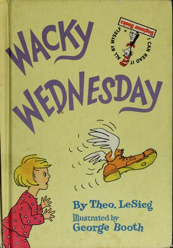Wacky Wednesday by Dr. Seuss