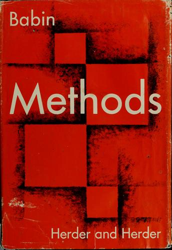Methods: approaches for the catechesis of adolescents