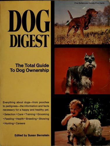 Dog digest.