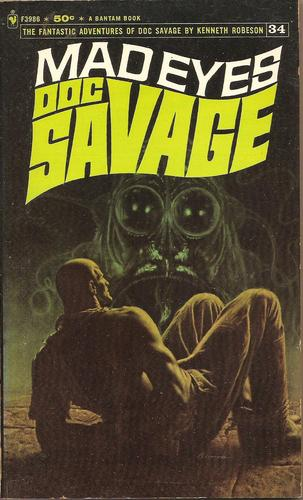 Doc Savage. # 34.