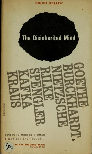 Download The disinherited mind.