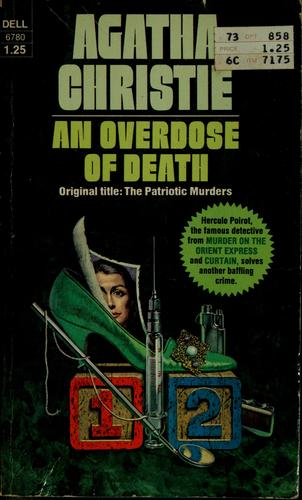Download An overdose of death